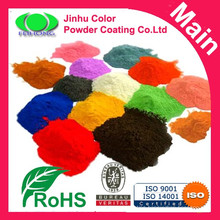 Interior corrosion resist hybrid powder coating