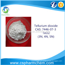 Dióxido de telúrio, 4N, CAS 7446-07-3