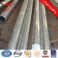 80FT Philippines Dodecagonal Steel Transmission Electrical Pole