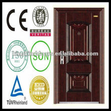 Good Quality Commercial Security Steel Door KKD-303 With Cheap Price