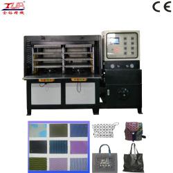 KPU bag cover/upper making molding hydraulic machine