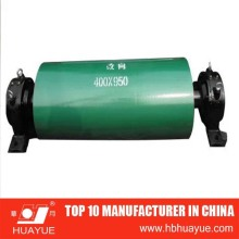 Conveyor System Pulley Roller, Steel Idler Roller (Dia89-159) Red Black Blue Green