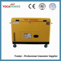 10kVA Portable Soundproof Small Diesel Engine Electric Generator Power Generation