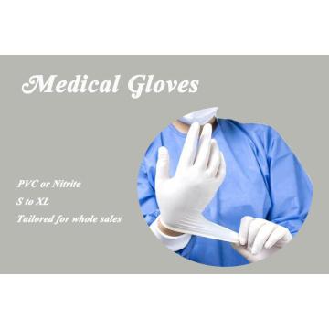Persönliche Schutzhandschuhe Medizinische Handschuhe