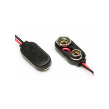 FBBC1138 battery holder /clip/ contacts with wire