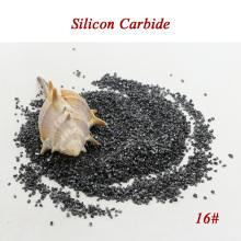Carburo de silicio negro de alto carbono con una calidad perfecta