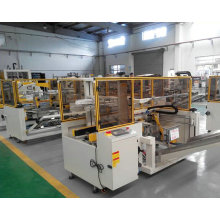 Automatic Box Erector Machine for Carton Erecting