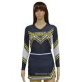 Ozeason Customized Brand Dye Sublimation Girl Cheerleading Uniform