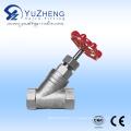 Y-образный резьбовой шаровой клапан из нержавеющей стали