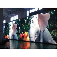 Indoor lichtgewicht UHD LED-display wandmontage scherm