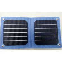 2016 nuevo artículo Mejor venta 6V 6W 1 mm de espesor Cargador móvil solar en el costo más bajo
