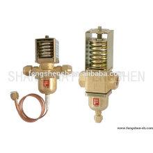PWV3 / 8 водяной клапан с контролем давления