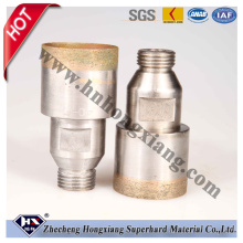 Sintered Glass Diamond Core Drill Bit
