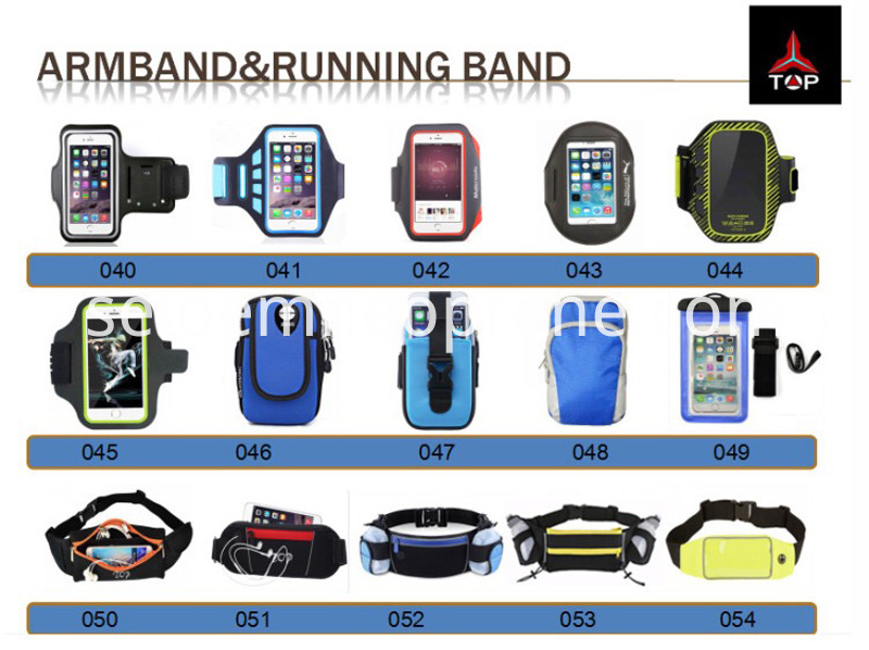 promotion sport running armband