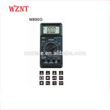 Multimètre grand écran Poular M890G / M890F / M890D