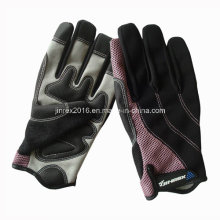 Cycling Full Finger Sportst Glove with Buckle