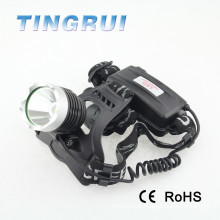 good quality led multi functional headlamp with strobe
