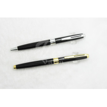 High-Ranking Metal Roller&Ballpoint Pen Set