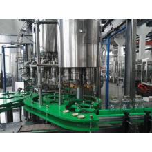 12000BPH Aseptische Orangensaft Füllung und Verpackungsmaschine