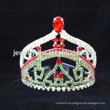 Corona nupcial de las tiaras del desfile del pelo de la nueva llegada que casa para la venta