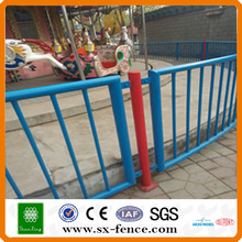 Amusement Park fence