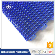 kids indoor playground plastic tiles
