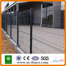 Zaun der geschweißten Zaunplatte D