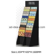 Черный металл/ дисплея для Промотирования плитка