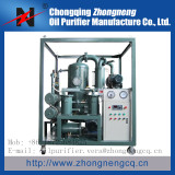 ZYD series Transformer Oil Restoration Machine/Insulating Oil Treatment Machine