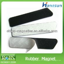 bandes de caoutchouc magnétique avec adhésif 3M