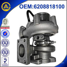 TD04 49377-01610 turbo для экскаватора koma tsu pc130