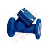 Y-type floating ball check valves manufacturer