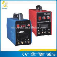 2014 Venta directa de fábrica de alta frecuencia de AC Dc Tig máquina de soldadura