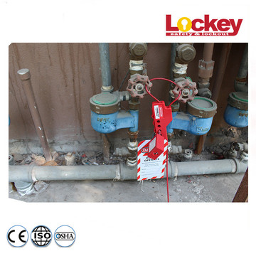 Brady Lockout Stainless Steel Wire Cable Lockout