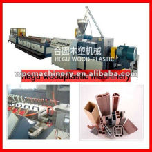 best selling wpc garden decking profile machinery-wpc extrusion machinery