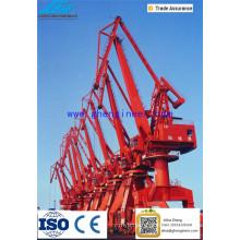 Porto Portal Crane Para Descarga Navios Port Crane