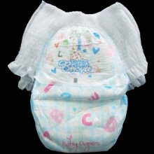 Import Sap Paper Ultra Thin Pull up Diaper