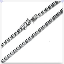 Accesorios de moda joyería de moda cadena de acero inoxidable (sh026)