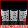 Keramik Küche Tee Kaffee Zucker Kanister, luftdicht Kanister