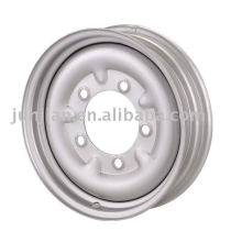 Gasoline motorcycle wheel rims