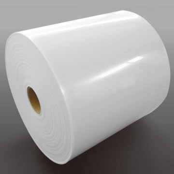 Película rígida de PP branca para embalagens de bandejas de alimentos