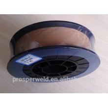 Soldadura de alambre de co2 de alta calidad ER70S-6 1.0mm 15kg / roll