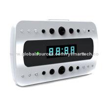 Super Night Vision Clock Megapixel Surveillance Camera