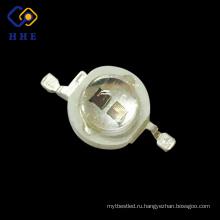лучшие изделия высокого качества 5 Вт 460nm синий высокой мощности светодиодный излучатель для расти освещение