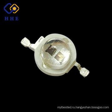 лучший высокое качество двойной продукты чипсы 420нм 5 Вт УФ высокой мощности из светодиодов для расти освещение