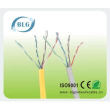 Cat5e utp cable 4p Cable de cobre