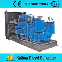Le générateur diesel 600kw place la puissance par le moteur original de perkins, 4006-23TAG2A
