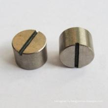 Сильный магнит Спеченный сплав AlNiCo