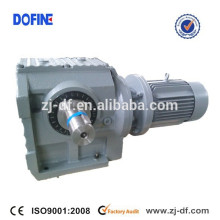 Helical-worm Gearmotor S Series Gear reducer W Series