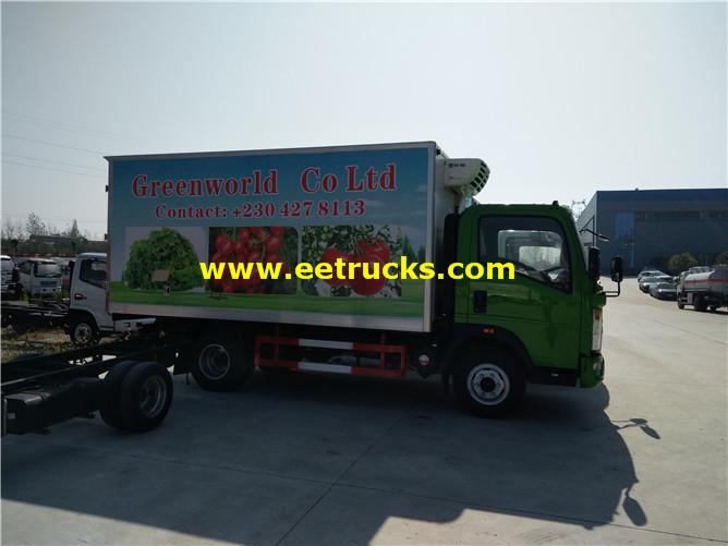 Refrigerated Light Trucks